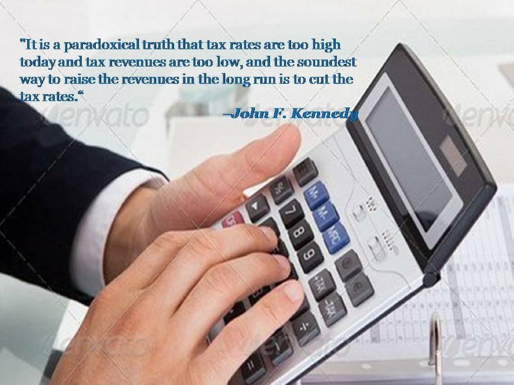 Calculate tax rebate
