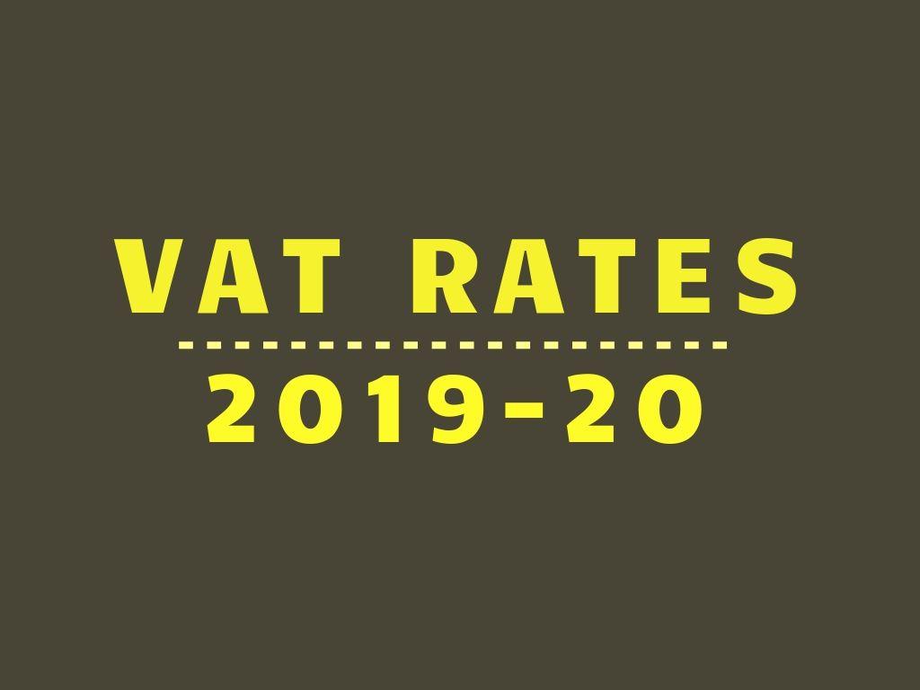 VAT Rates