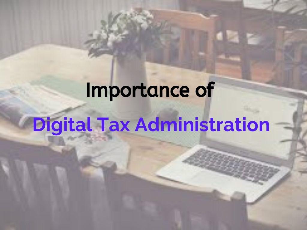 NBR Digital Tax Administration