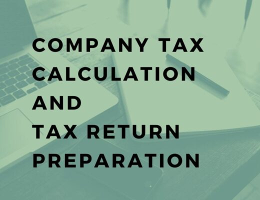 Company Tax Preparation